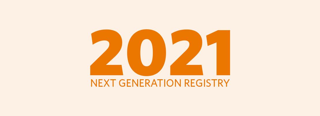 Exploring APNIC's 2021 themes: Next Generation Registry
