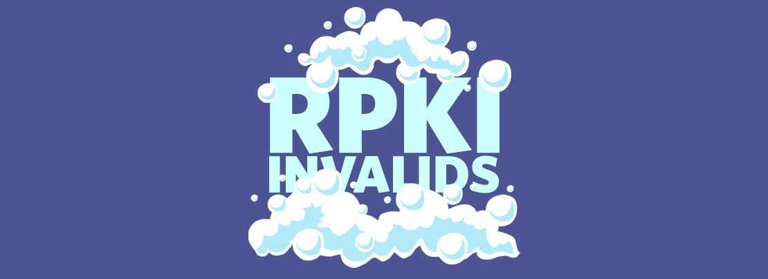 Cleaning up your RPKI invalid routes