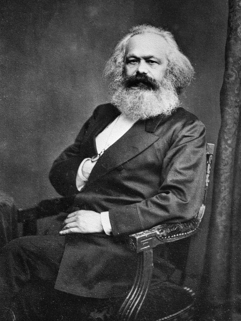 Karl Marx was one of the first economists to think about the market economy as a global entity.
