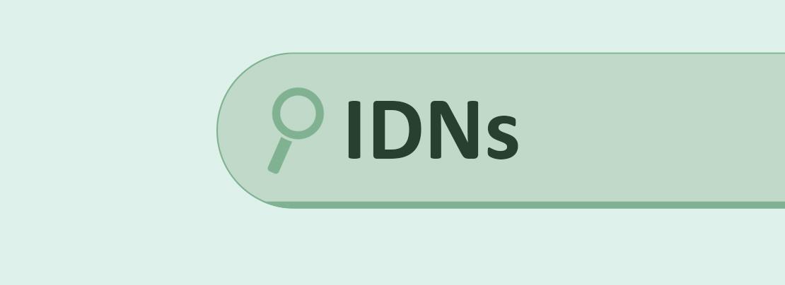 Hello World: Enabling Internationalized Domain Names