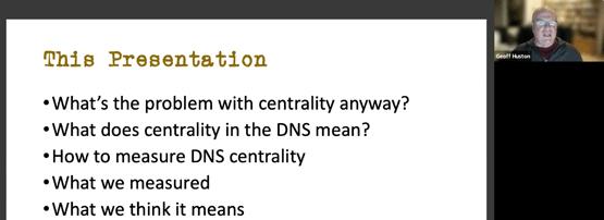 Event Wrap: ICANN DNS Symposium 2021