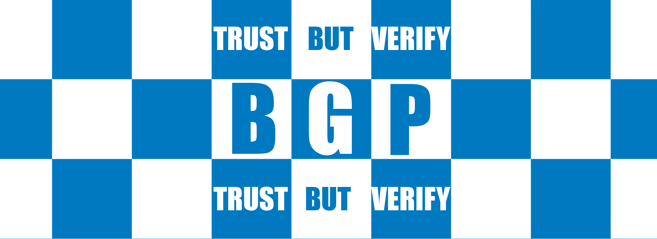Basic routing concepts, part 3: Trust but verify BGP